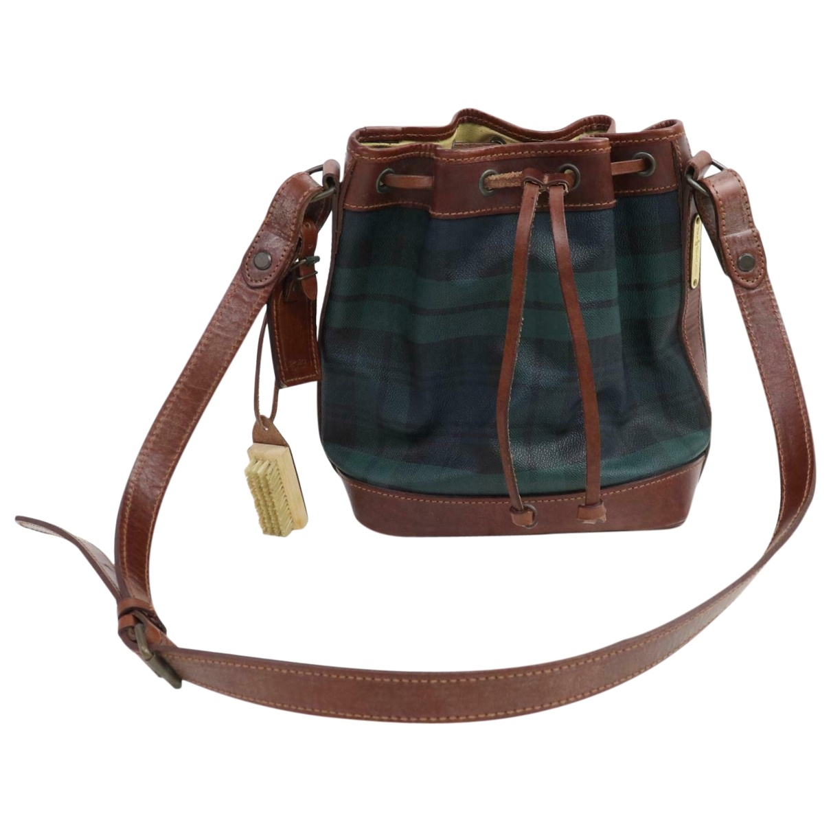 Polo Ralph Lauren \N Green handbag for Women \N