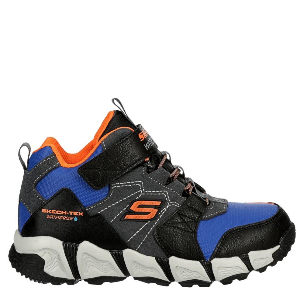 Skechers Kids Boys Velocitrek Hydro Torque Shoes Sneakers