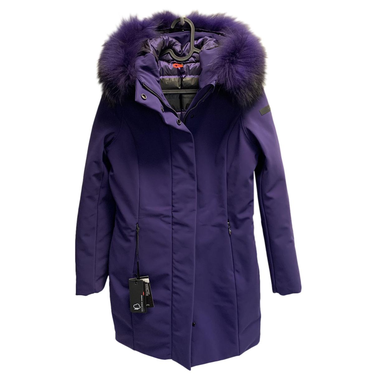 Autre Marque - Manteau   pour femme - violet