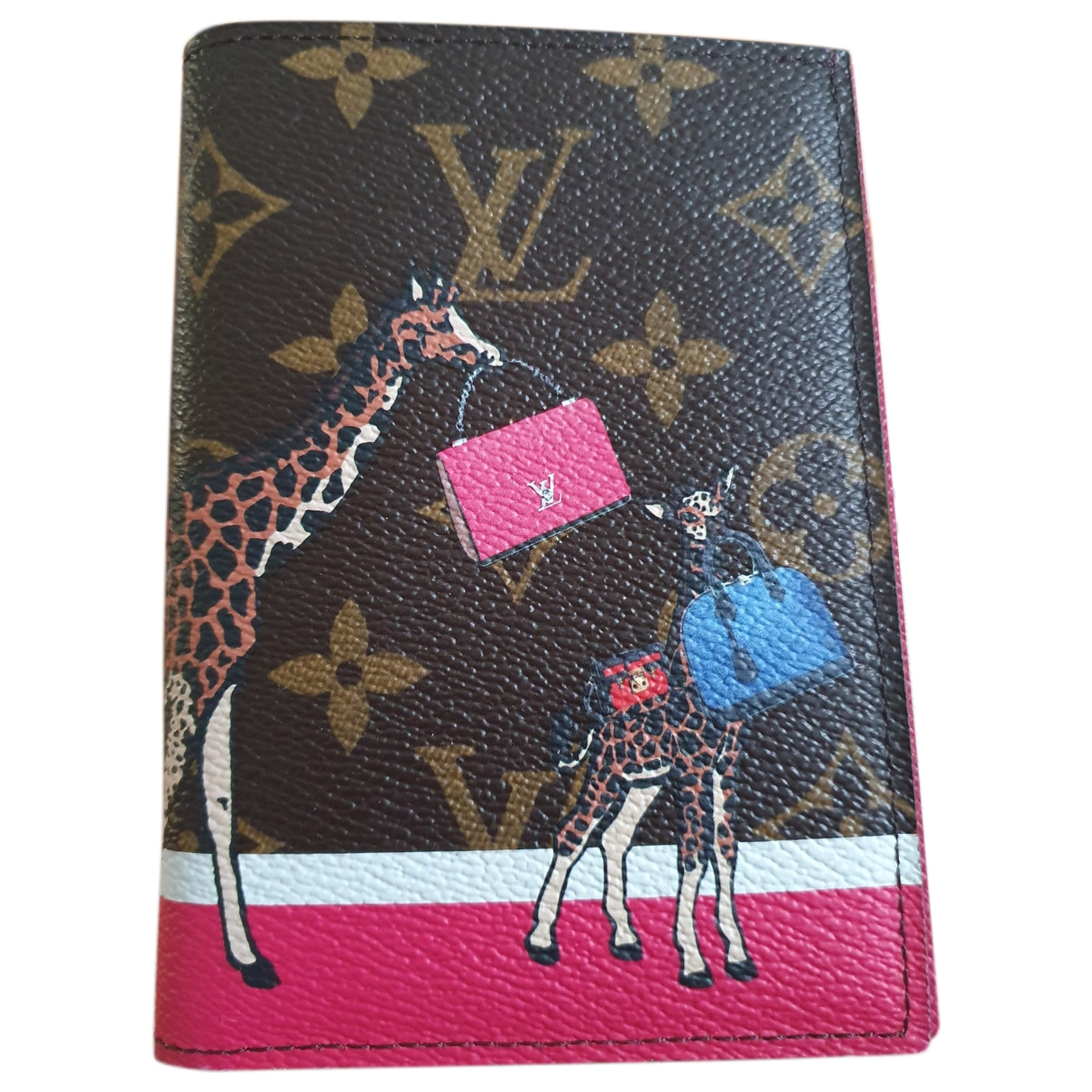 Cuaderno de Lona Louis Vuitton