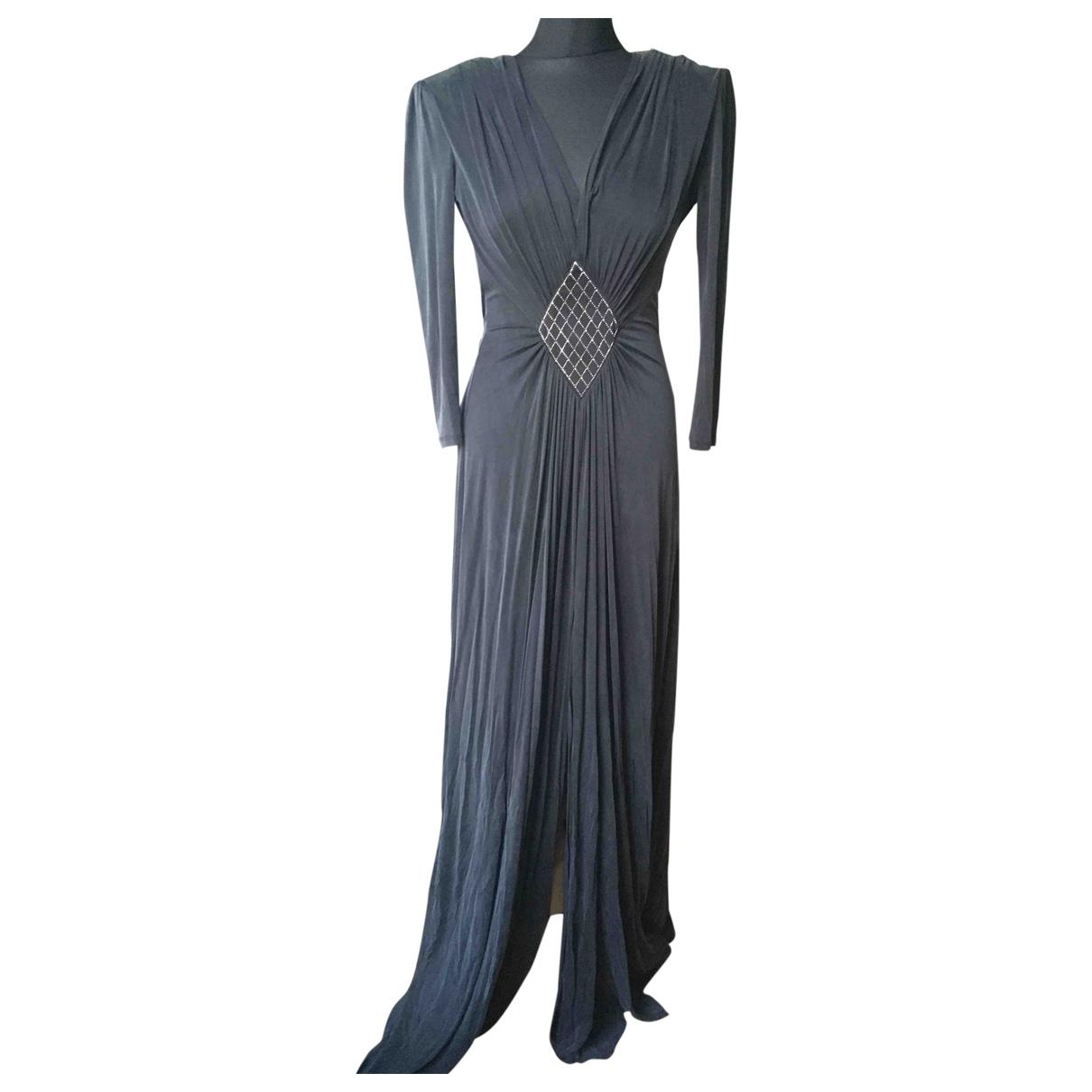 Elisabetta Franchi \N Black dress for Women 42 IT