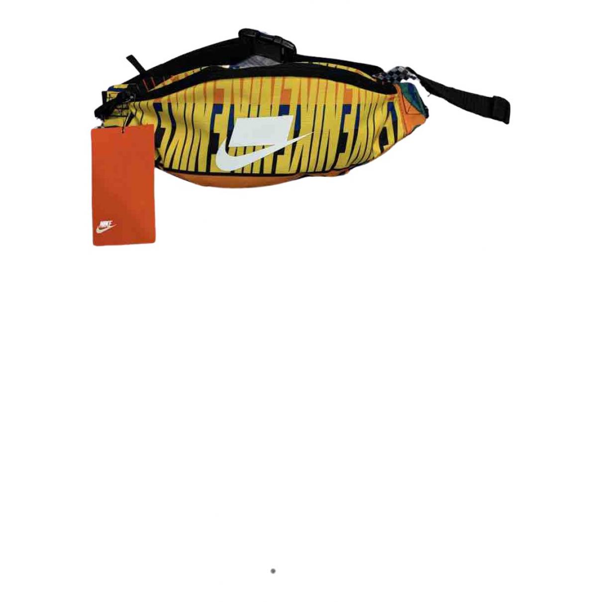 Nike - Petite maroquinerie   pour homme en toile