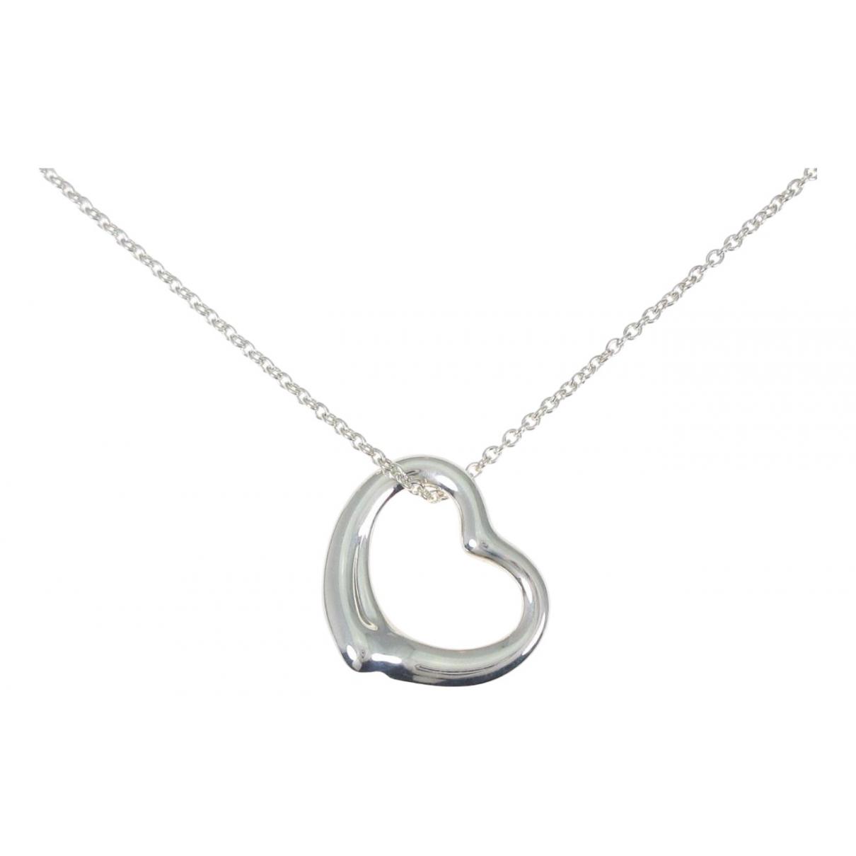 Tiffany & Co Elsa Peretti  Silver necklace for Women \N