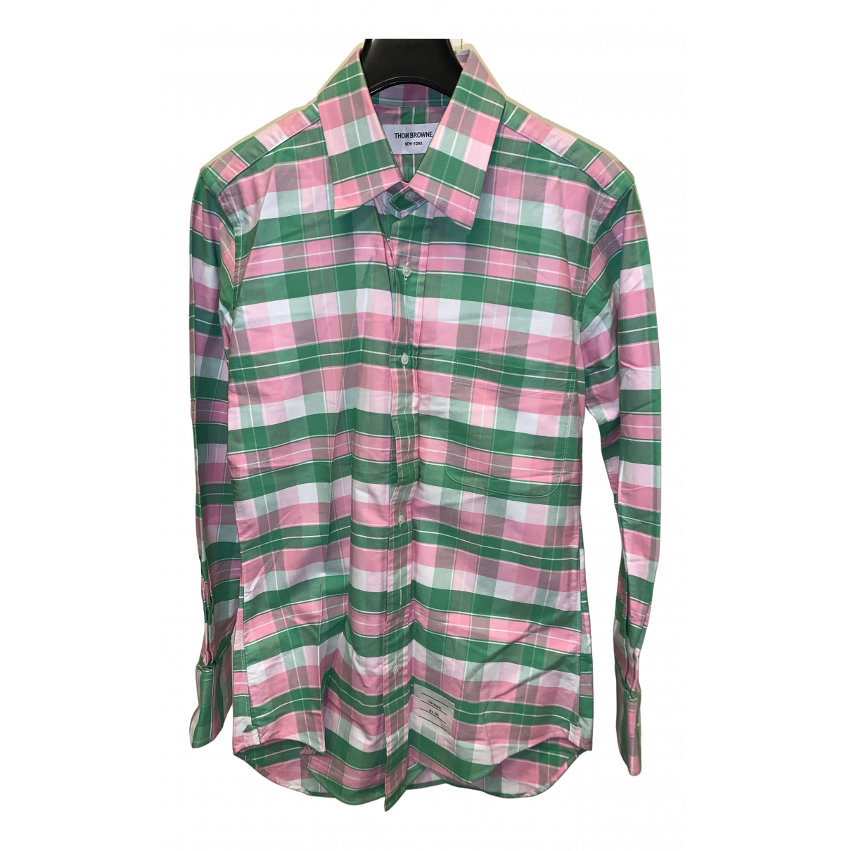 Thom Browne N Multicolour Cotton Shirts for Men M International