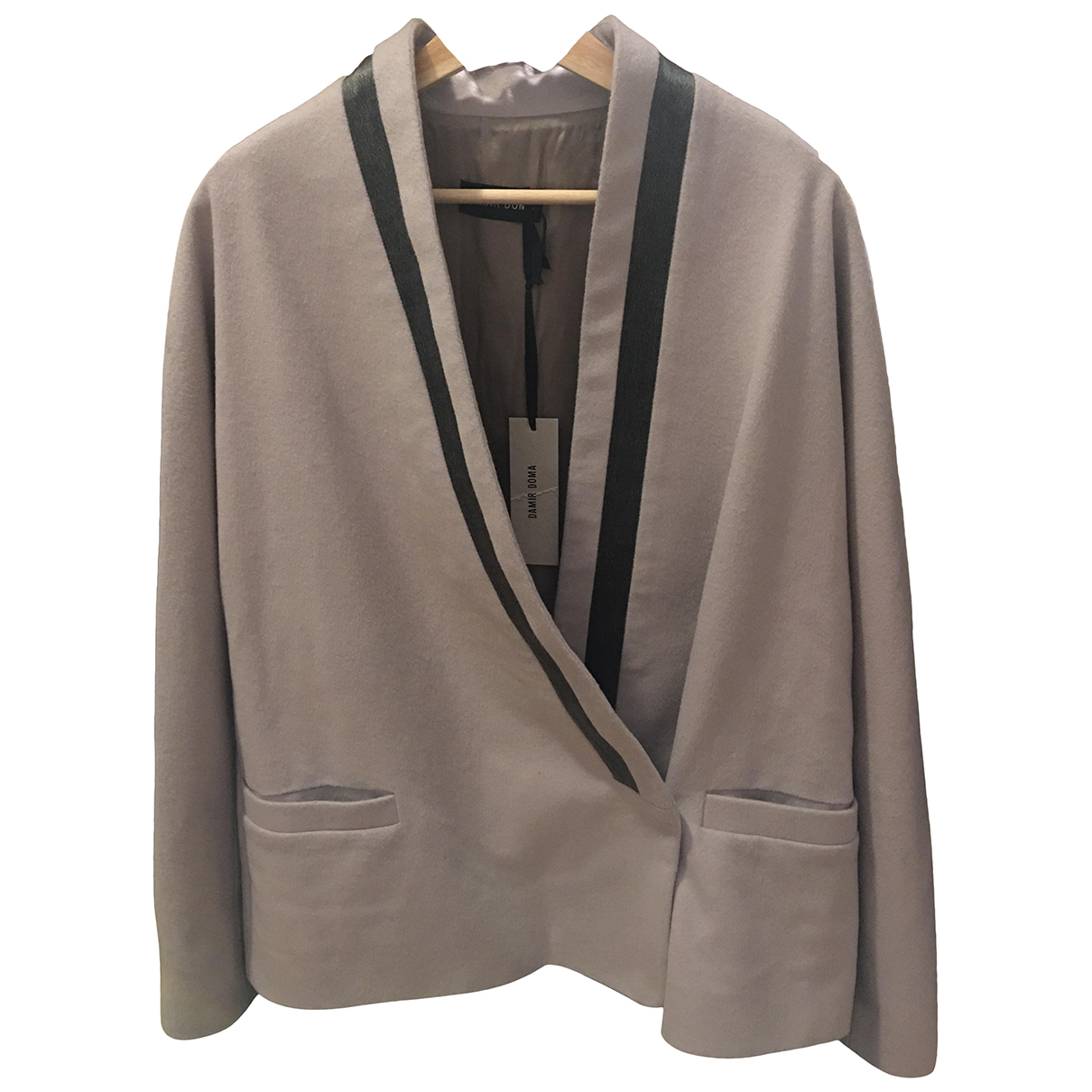 Damir Doma N Beige Cashmere jacket for Women S International
