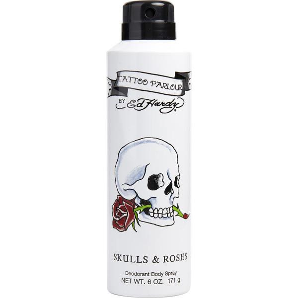 Skulls & Roses - Christian Audigier desodorante en espray 171 g