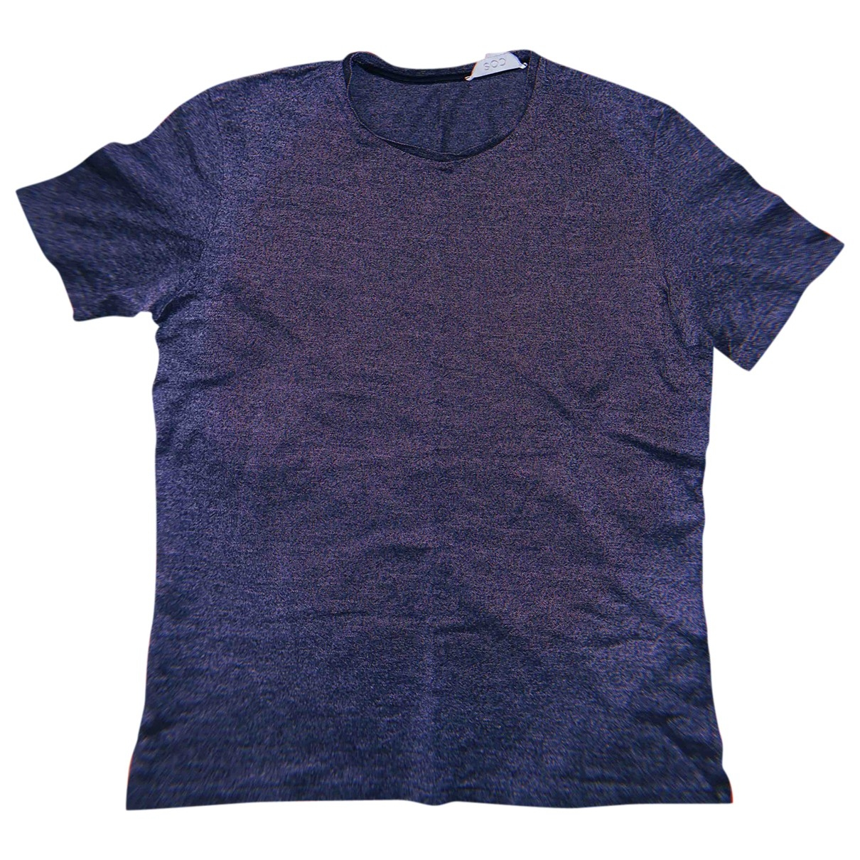Cos \N Navy Cotton T-shirts for Men S International