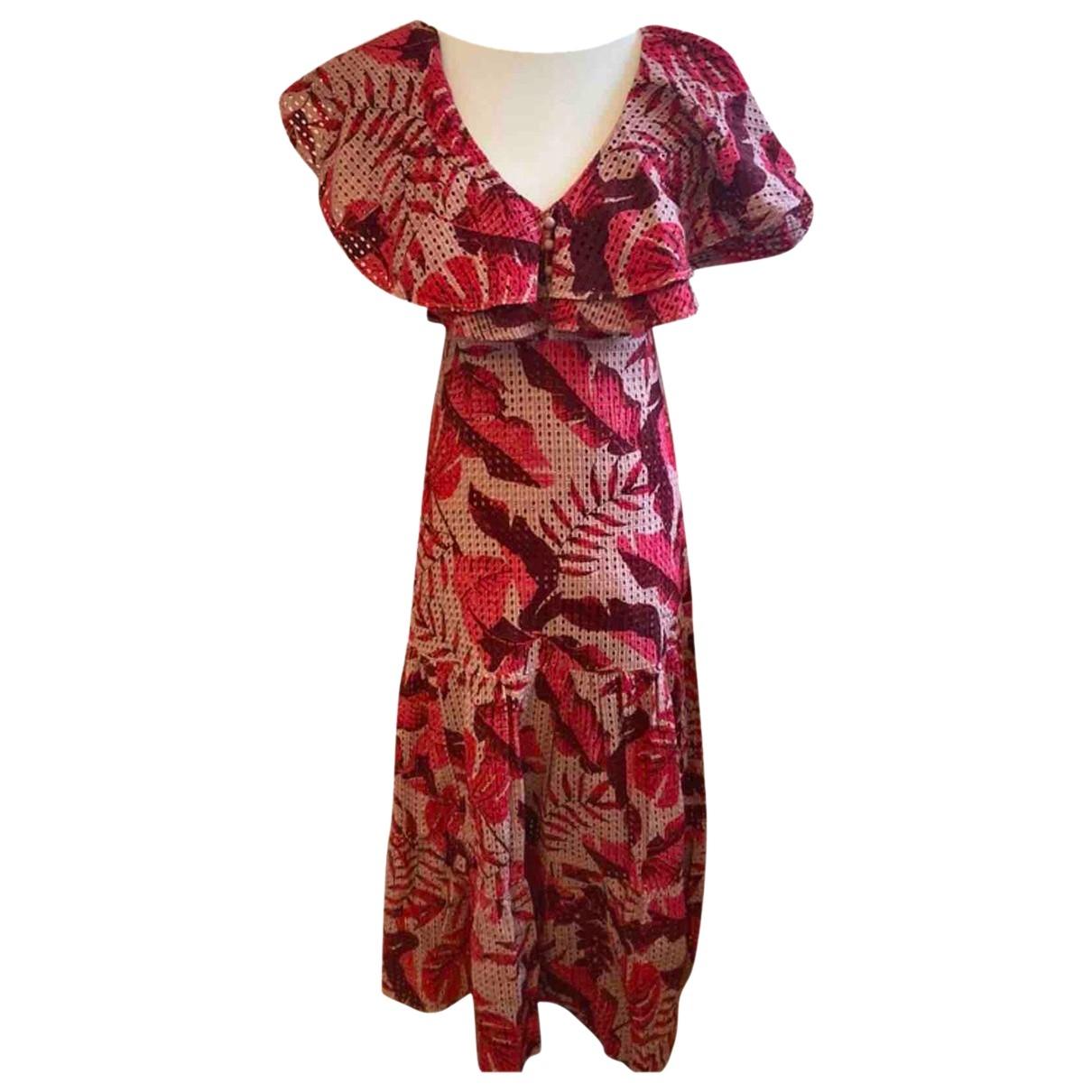 Maxi vestido Johanna Ortiz X H&m