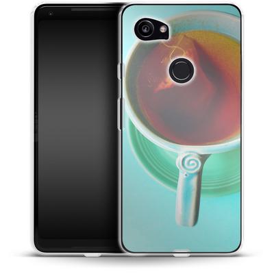 Google Pixel 2 XL Silikon Handyhuelle - Morning von Joy StClaire