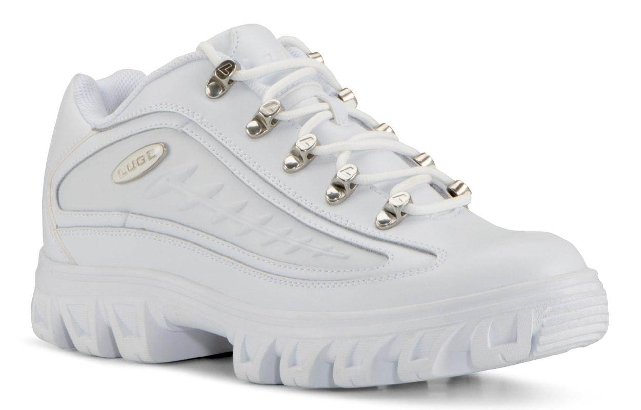 Men's Dot.Com 2.0 Oxford Sneaker (Choose Your Color: WHITE, Choose Your Size: 9.5)