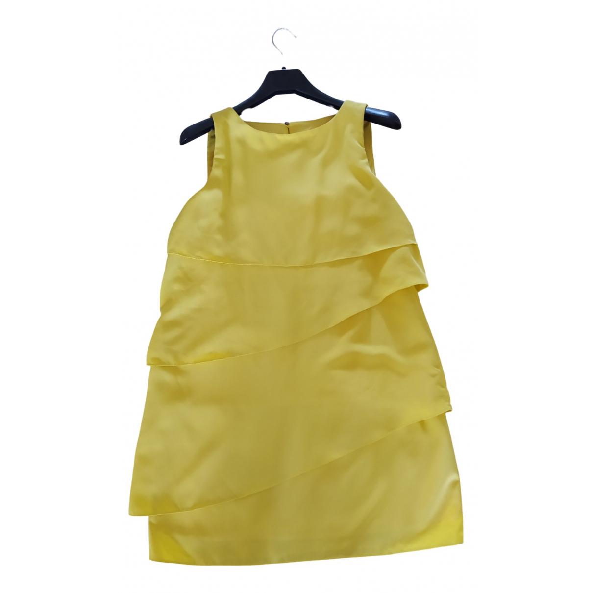 Zara - Robe   pour femme - jaune