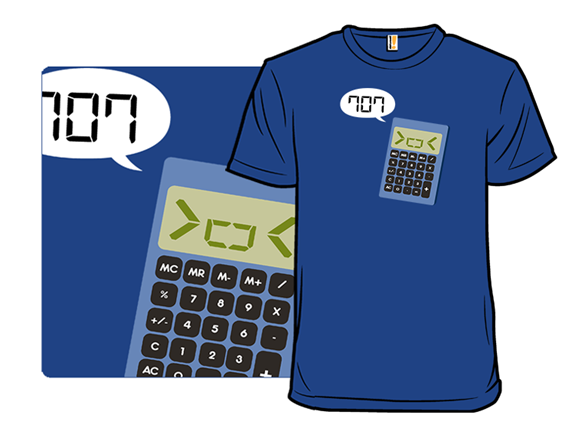 Calculated Laughter T Shirt