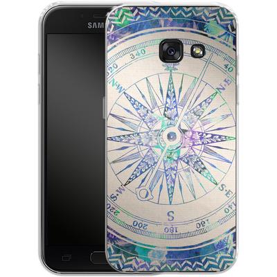 Samsung Galaxy A3 (2017) Silikon Handyhuelle - Follow Your Own Path von Bianca Green