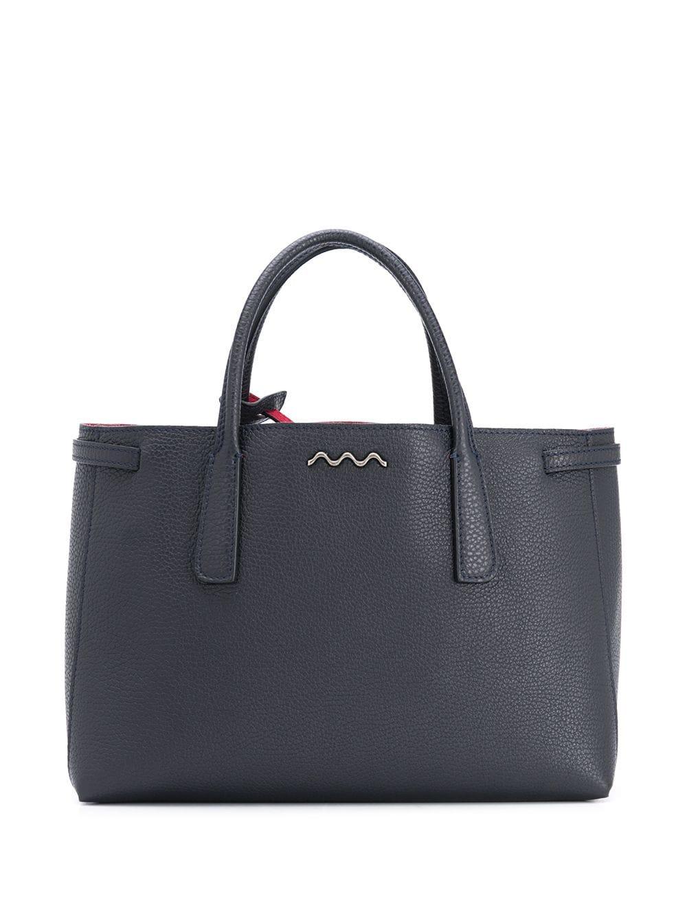Duo Metropolitan Small Leather Bag