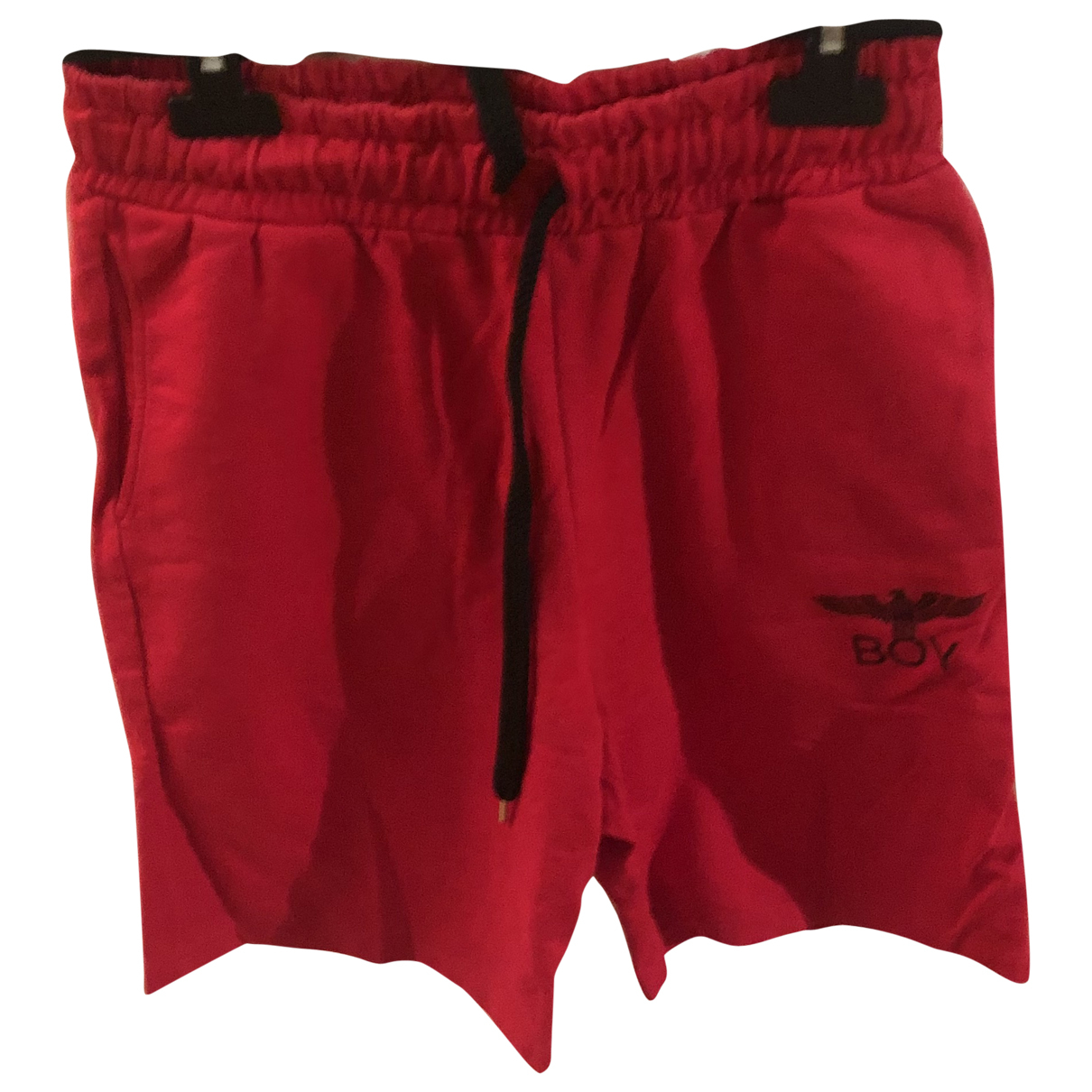 Boy London \N Shorts in  Rot Baumwolle