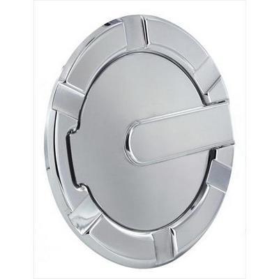 AMI Billet Fuel Doors (Polished Aluminum) - 6901P