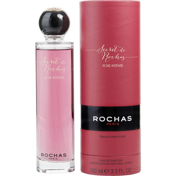 Rochas - Secret De Rochas Rose Intense : Eau de Parfum Spray 3.4 Oz / 100 ml