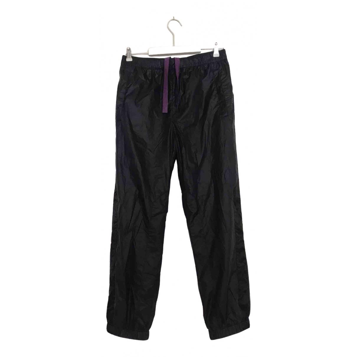 Acne Studios \N Navy Trousers for Men 46 IT