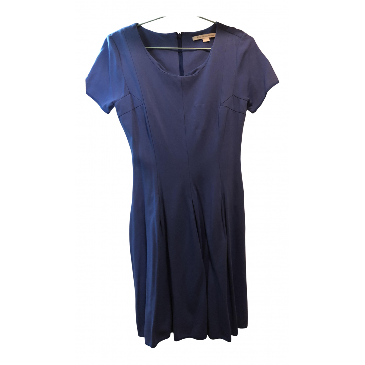 Diane Von Furstenberg N Blue dress for Women 6 US