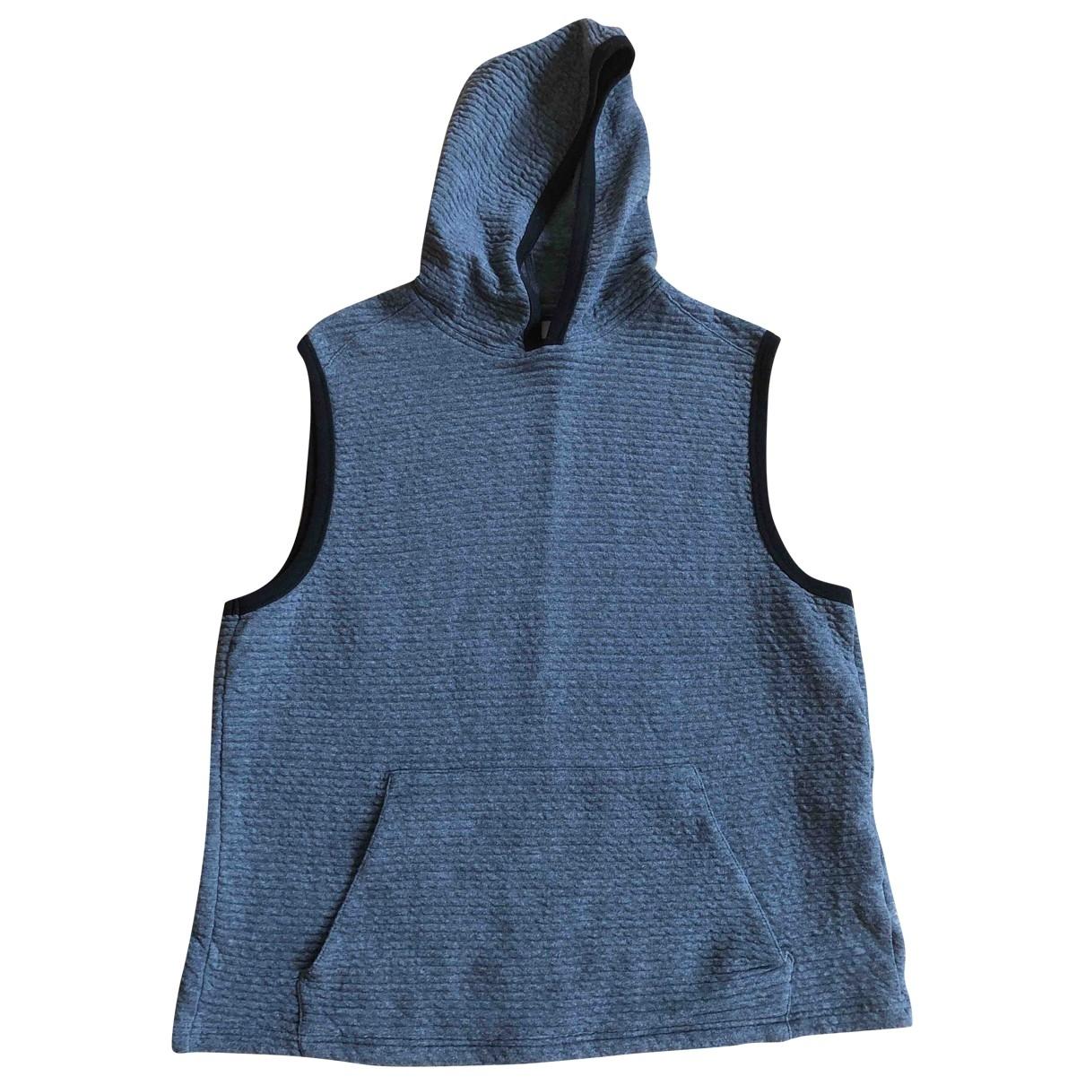Kenneth Cole \N Grey Cotton Knitwear & Sweatshirts for Men L International