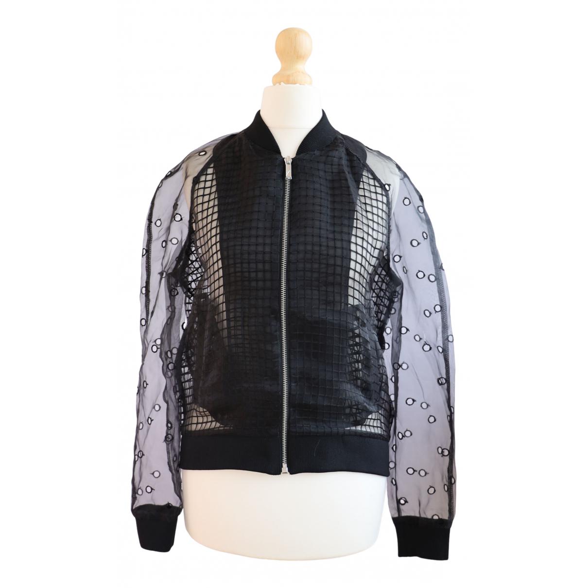 Elizabeth And James \N Black jacket for Women 8 UK