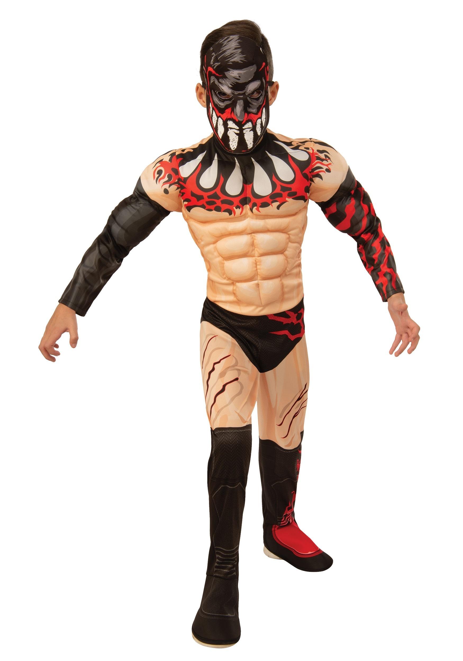 Boy's WWE Finn Balor Demon King Deluxe Costume