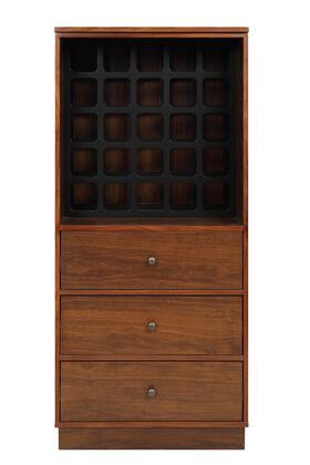 319127 Wine Cabinet in Walnut -