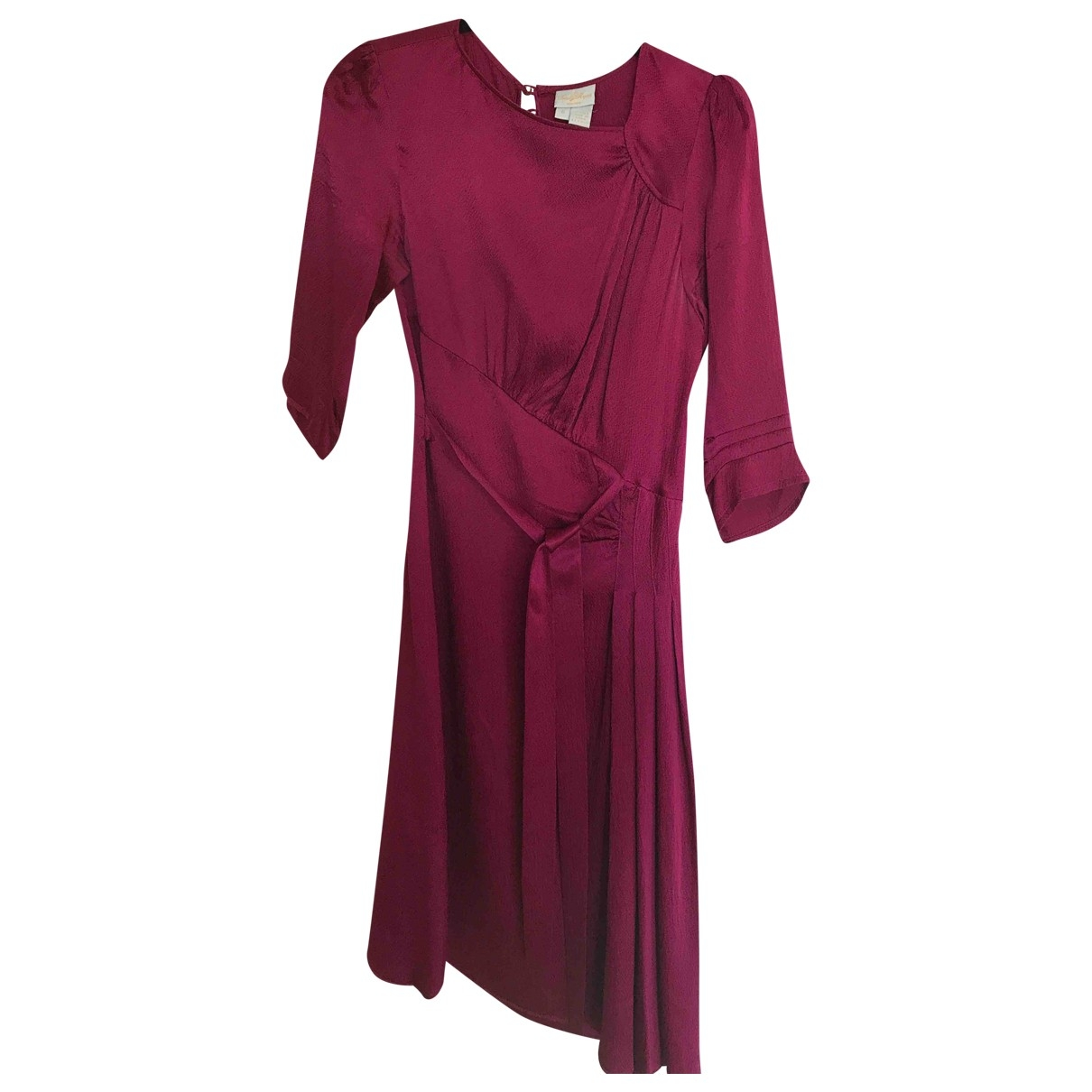 Tracy Reese \N Pink Silk dress for Women 6 UK