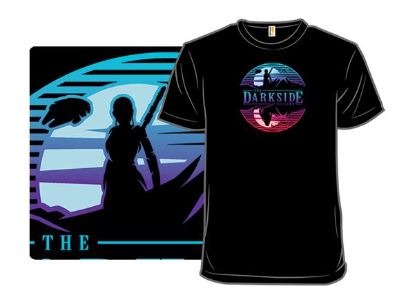 The Darkside Down T Shirt