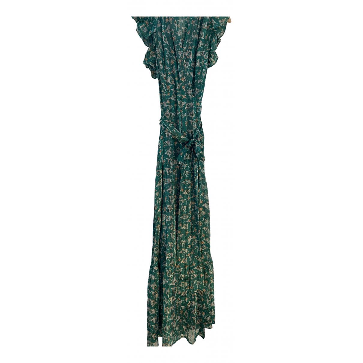 Jane Wood N Green dress for Women 36 FR