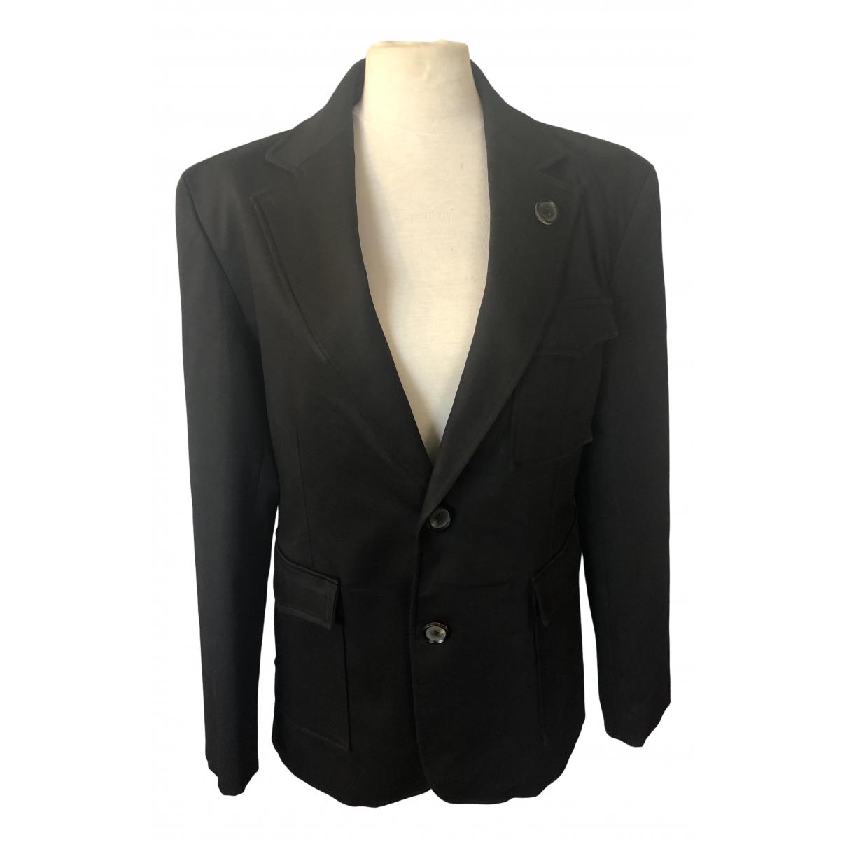 Gucci \N Black Cotton jacket  for Men 52 FR