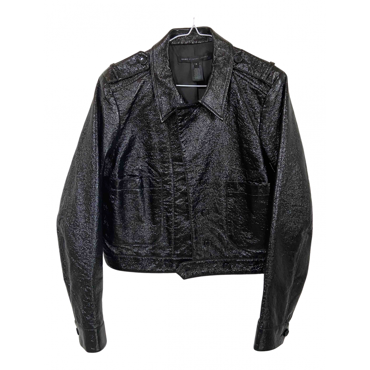 Marc By Marc Jacobs \N Black jacket for Women 38 FR