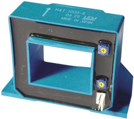 LEM HAT Series Open Loop Current Sensor, ±2500A nominal current