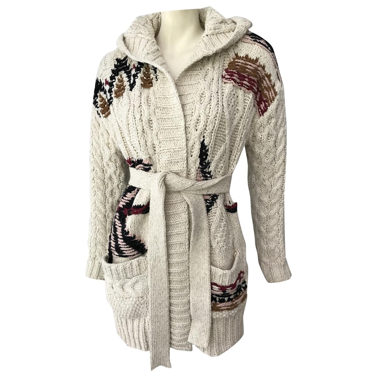 Isabel Marant \N Beige Cotton Knitwear for Women 36 FR