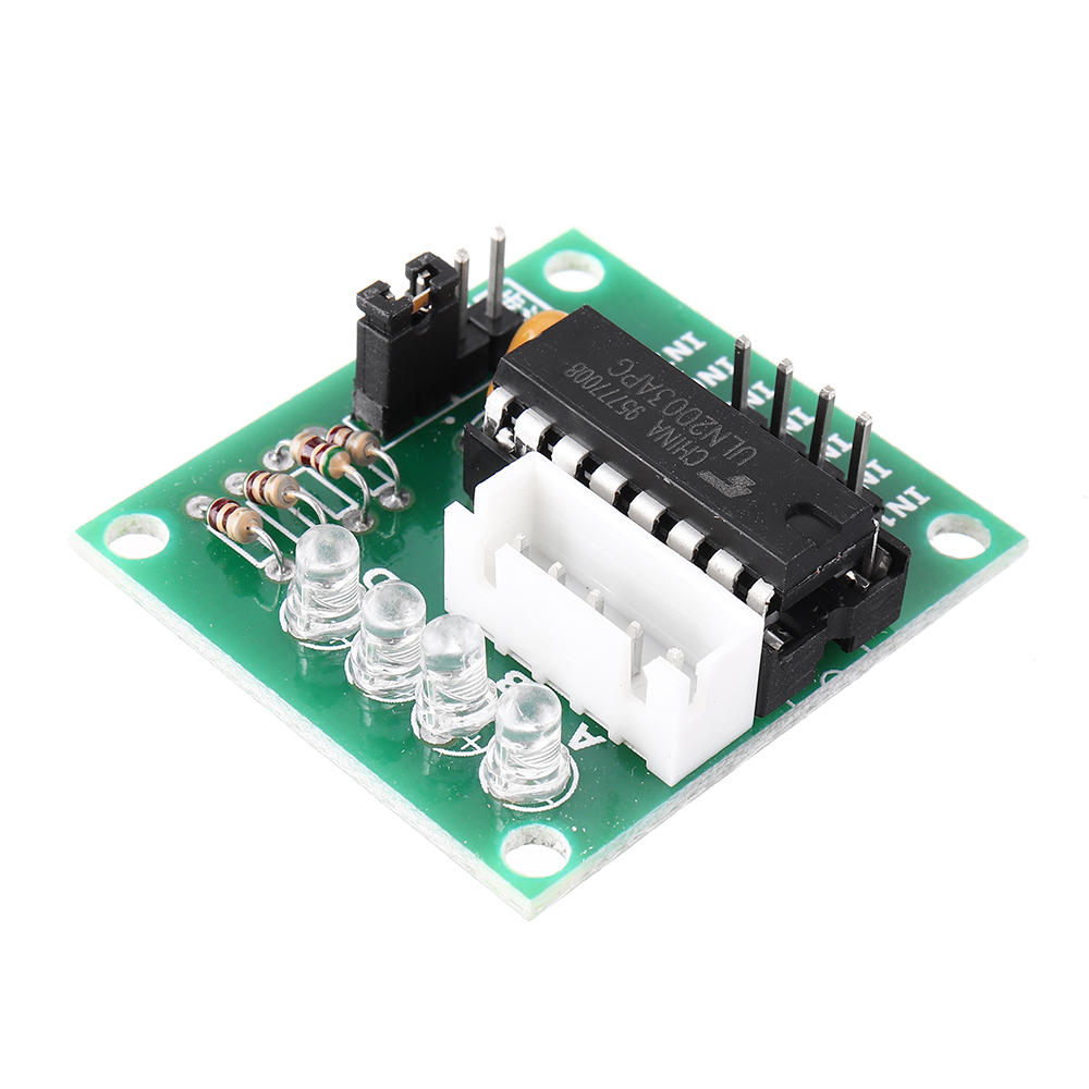 ULN2003 Stepper Motor Driver Board Test Module For AVR SMD Geekcreit for Arduino - products that work with official Ardu