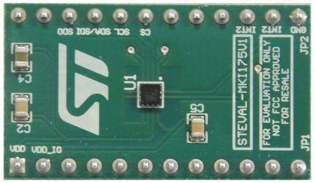 STMicroelectronics STEVAL-MKI175V1, Adapter Board for DIP24 Socket