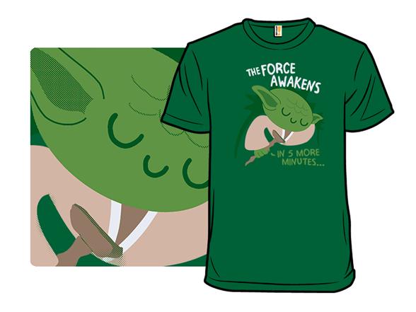 Force Awakening T Shirt