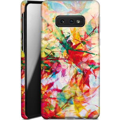 Samsung Galaxy S10e Smartphone Huelle - Abstract Autumn 2 von Mareike Bohmer