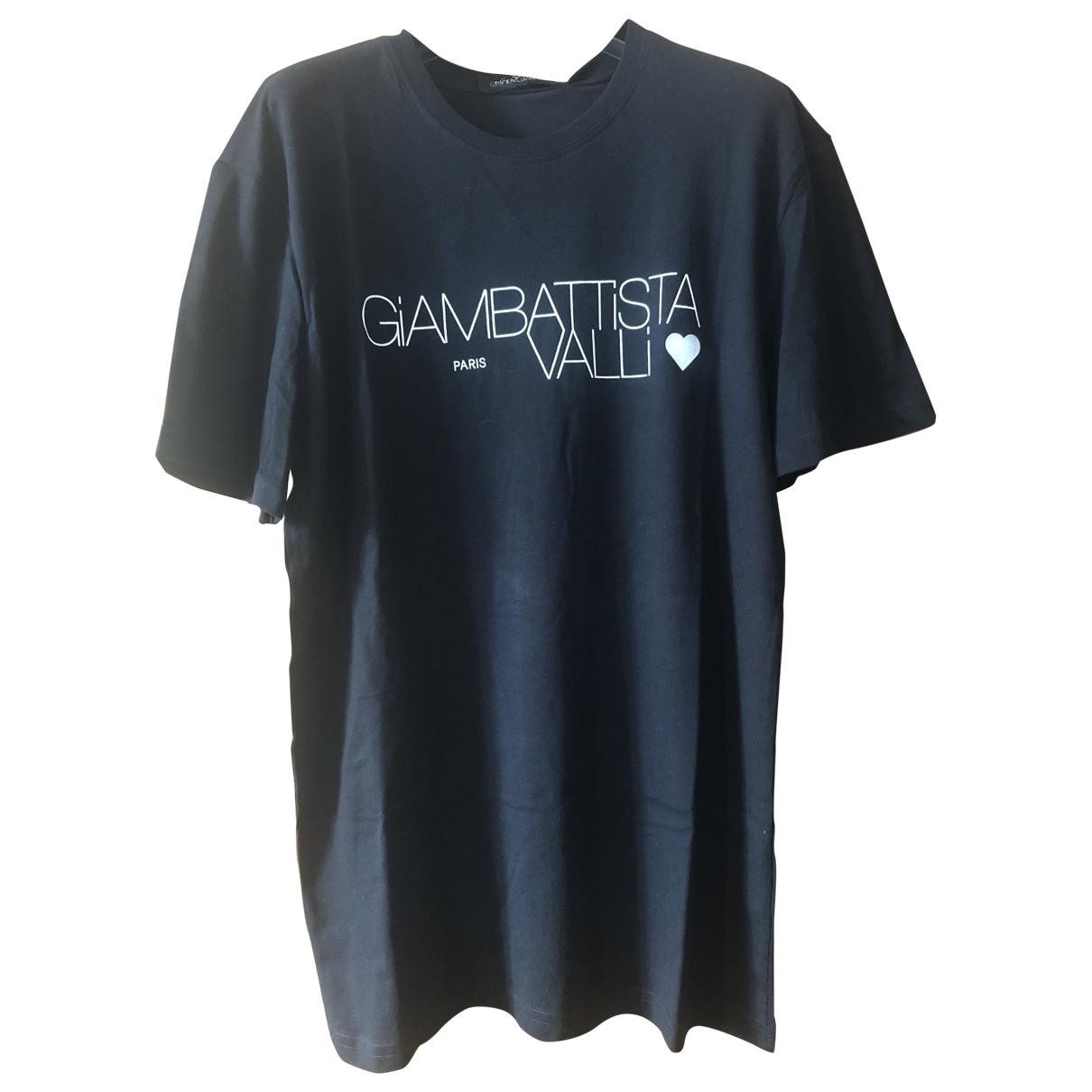 Giambattista Valli X H&m \N Black Cotton T-shirts for Men S International