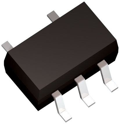 ON Semiconductor NCV8161ASN280T1G, LDO Regulator, 700mA, 2.8 V, ±2% 5-Pin, TSOP (3000)