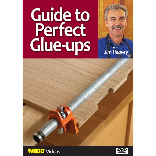 The Best of Jim Heavey on DVD: Guide to Perfect Glue-ups