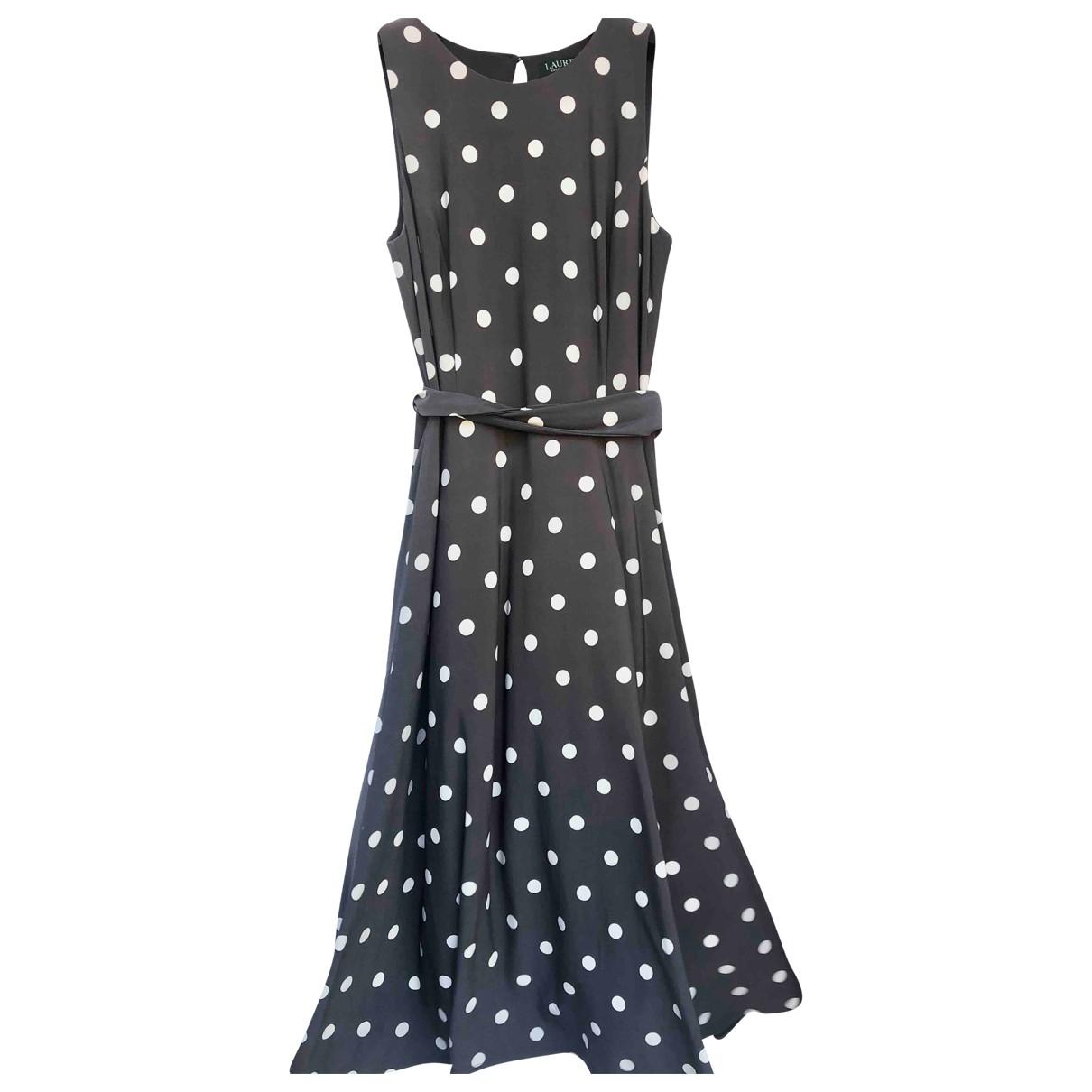Lauren Ralph Lauren \N Grey dress for Women 6 US