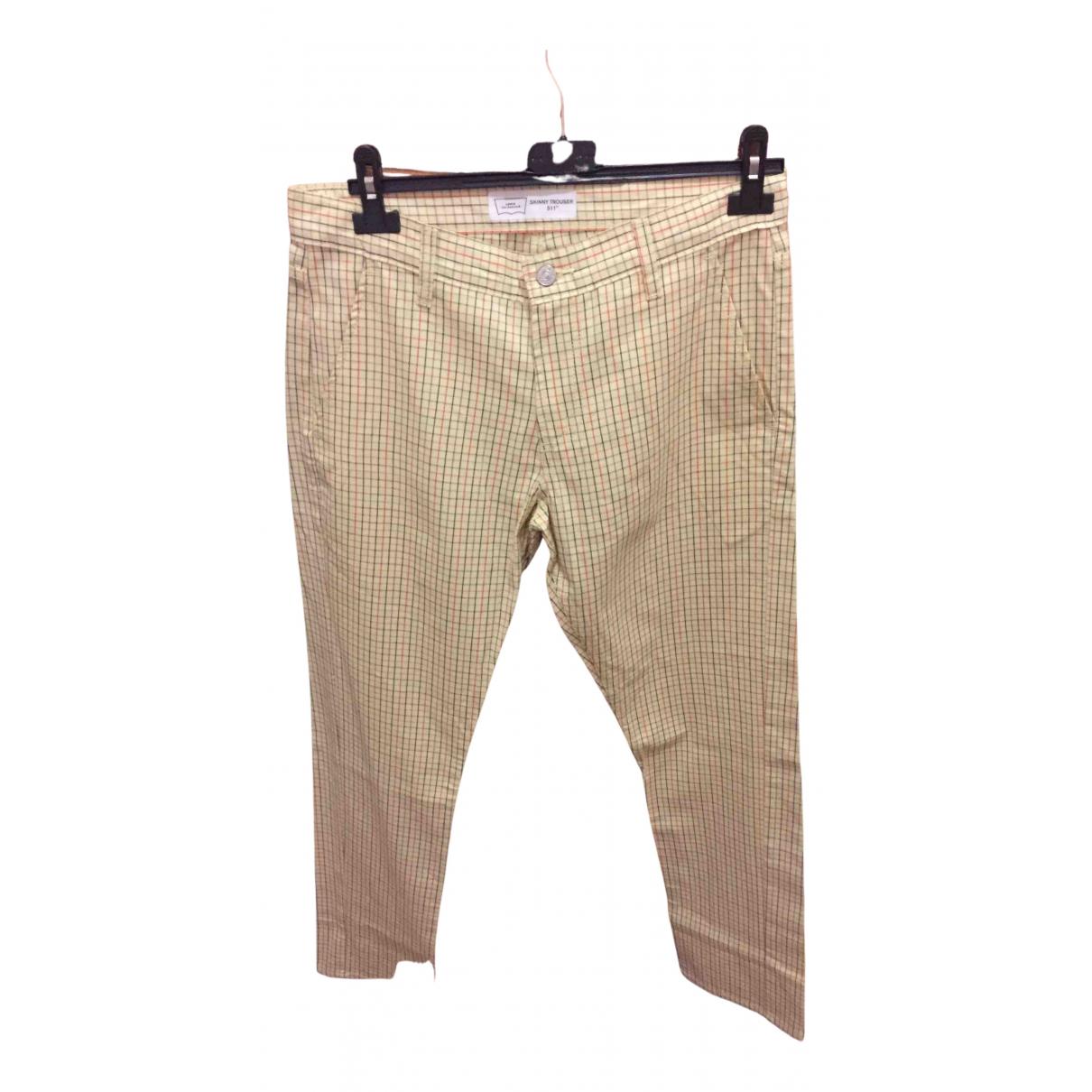 Levis - Pantalon   pour homme en coton