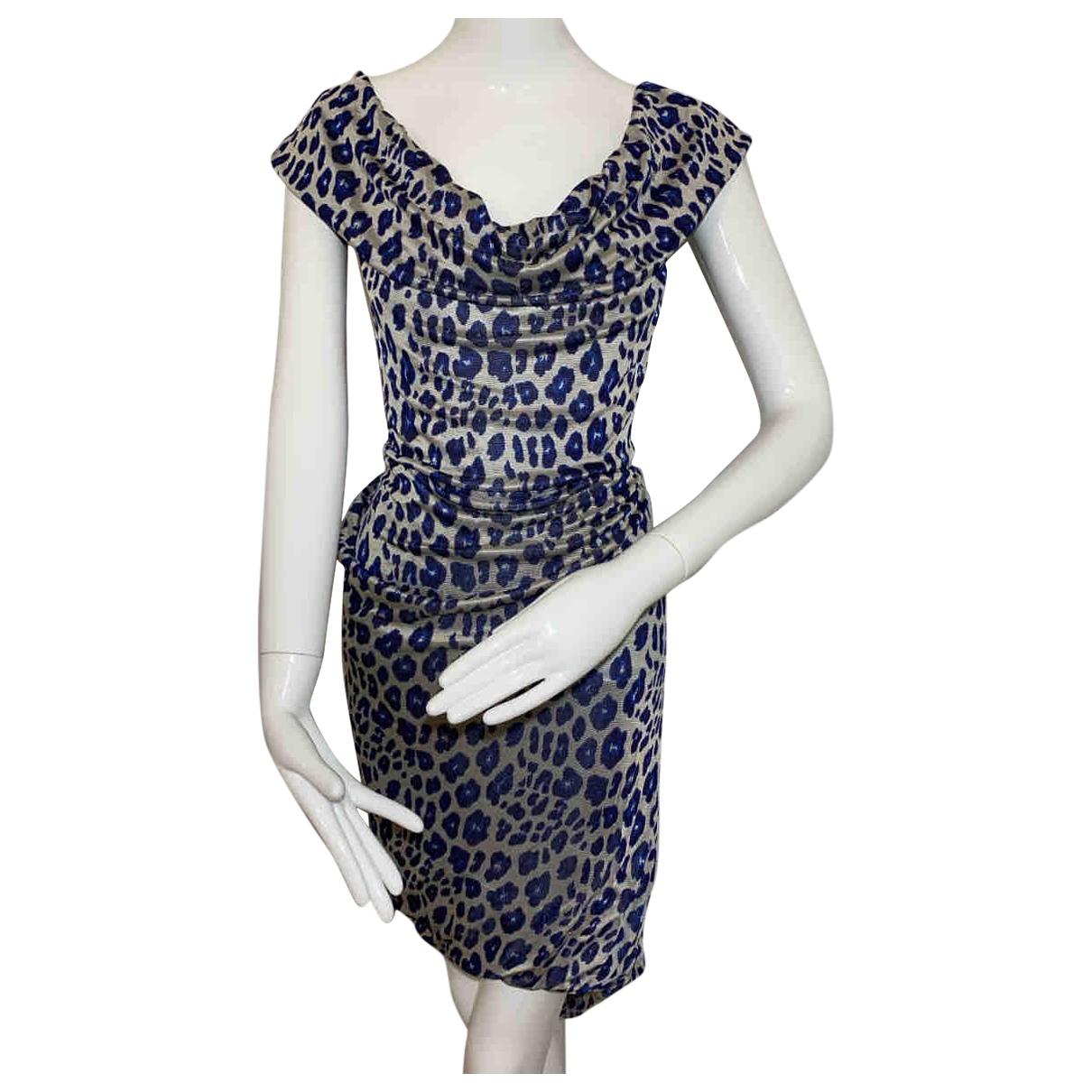 Vivienne Westwood Red Label \N Kleid in Baumwolle