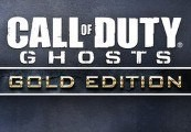 Call of Duty: Ghosts Gold Edition Steam CD Key