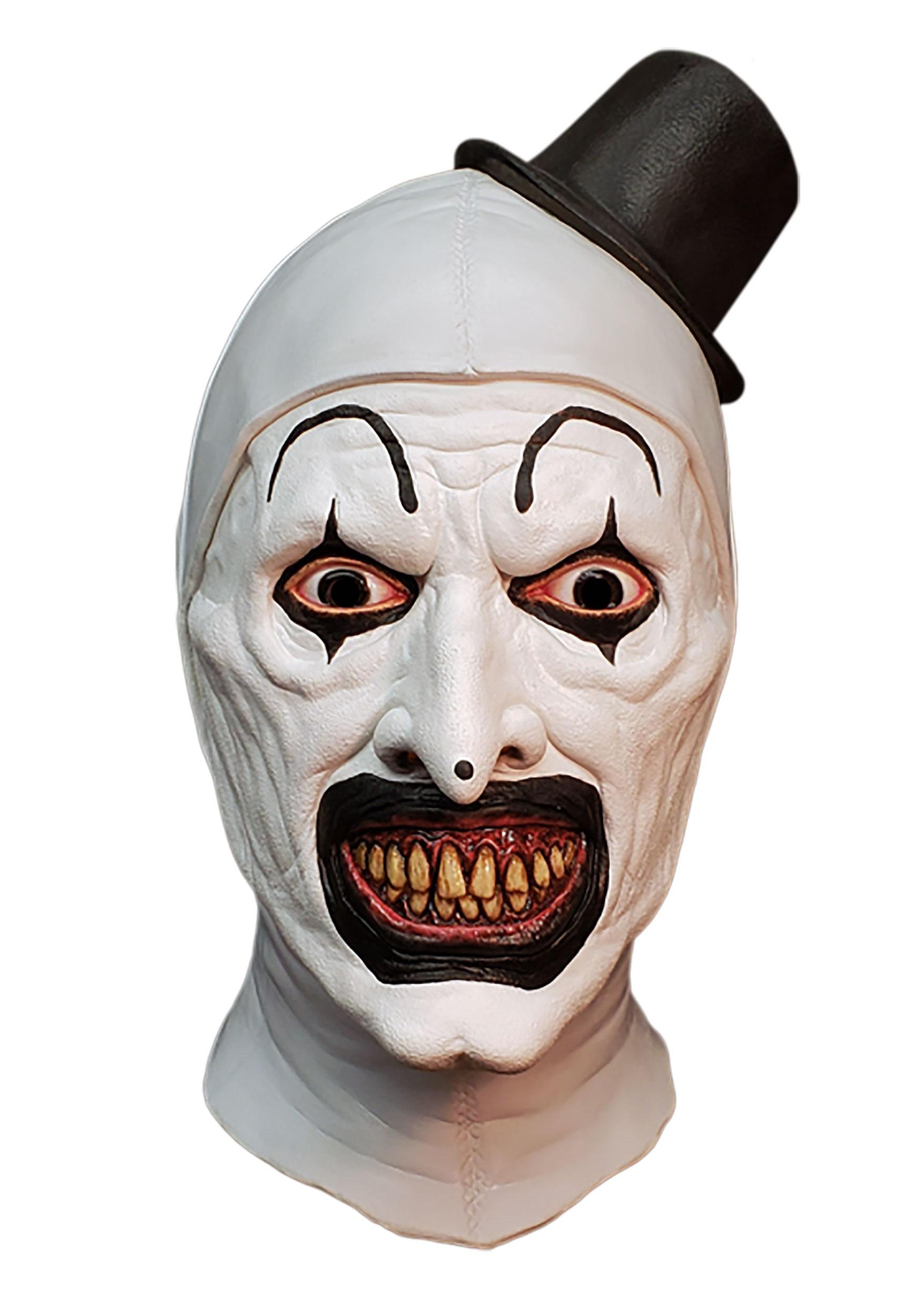 Adult Terrifier Art The Clown Mask