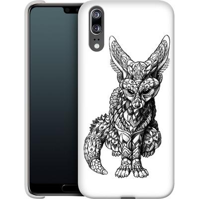 Huawei P20 Smartphone Huelle - Fennec-Fox von BIOWORKZ