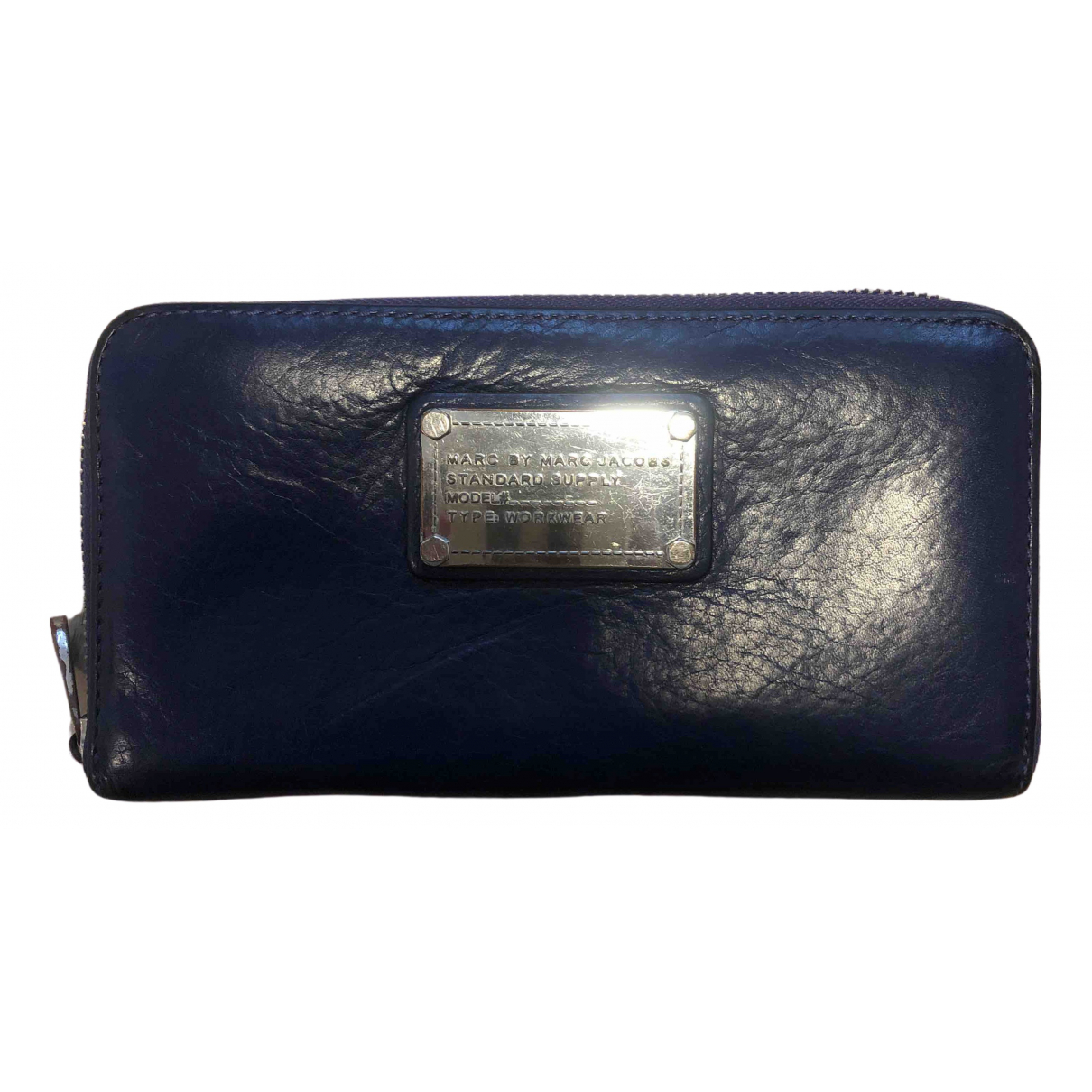 Marc By Marc Jacobs N Purple Leather wallet for Women N