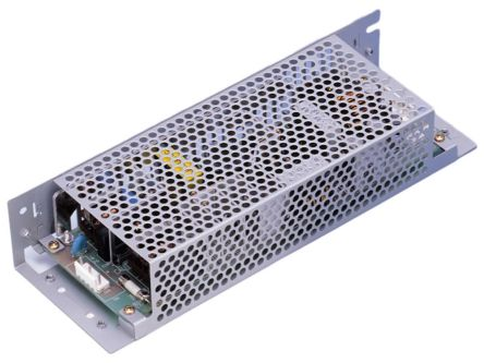 Cosel , 85W AC-DC Converter, 5 V dc, 12 V dc, Enclosed