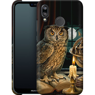 Huawei P20 Lite Smartphone Huelle - The Astrologer von Lisa Parker